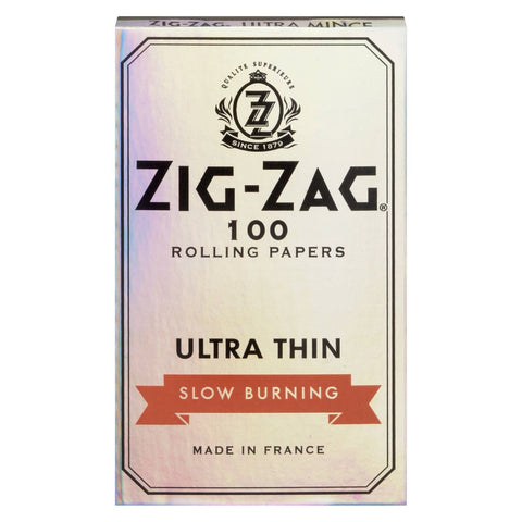 Photo Slow Burning Ultra Thin Rolling Papers
