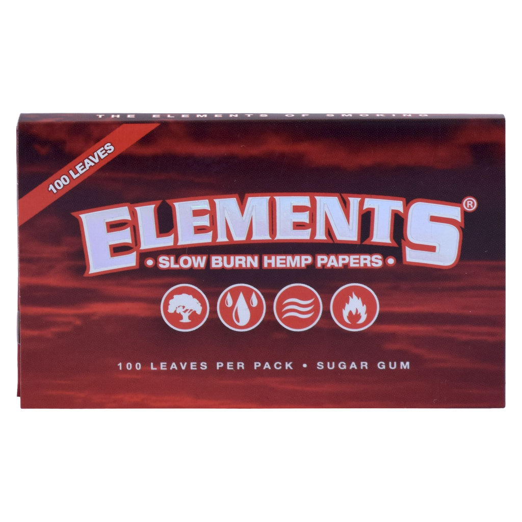 Slow Burn Hemp Papers -