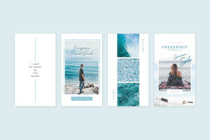Instagram Stories Oceans Pack