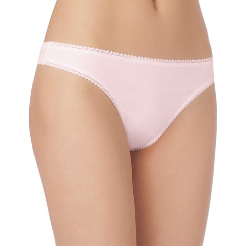 Cabana Cotton Hip G Thong - Blush