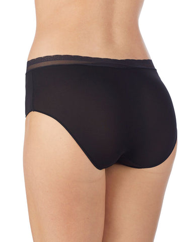Next to Nothing Modern Brief - Black