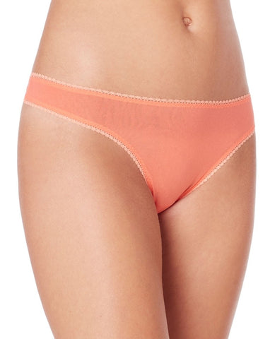 Gossamer Mesh Hip-G Thong - Sunrise