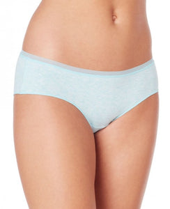 Cabana Cotton Modal Hipster - Aquamarine Heather
