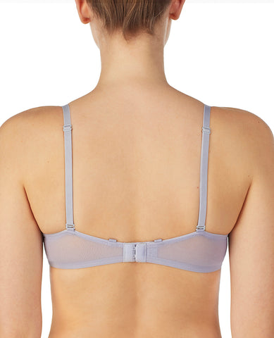 Gossamer Mesh Convertible T-Shirt Bra - Shadow