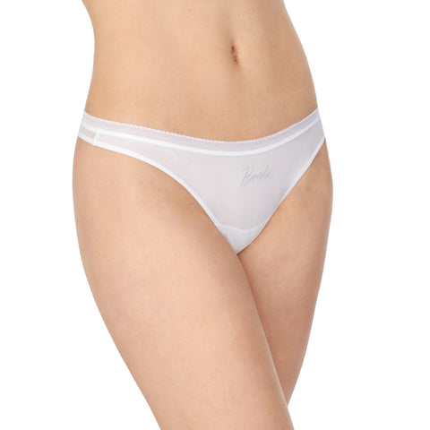 Bridal Thong 2-Pack - White