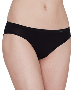 Beautifully Basic Seamless Bikini - Black