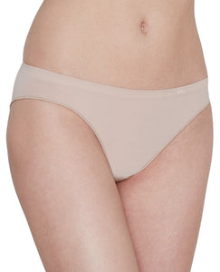 Beautifully Basic Seamless Bikini - Champagne