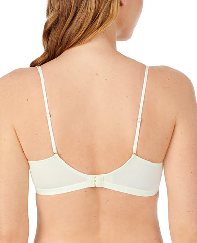 Next to Nothing Wireless Bra - Lime Cream