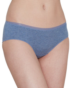 Cabana Cotton Modal Hipster - Denim Heather