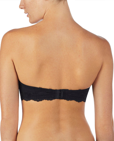 Beautifully Basic Strapless - Black