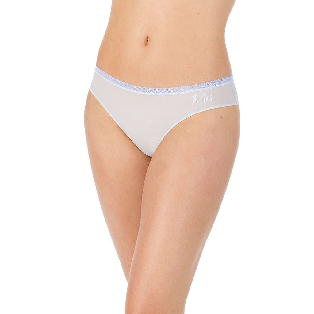 Bridal Cheeky - Soft Blue
