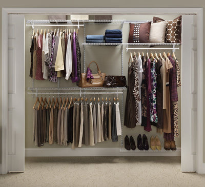 How to Re-Organise Your Wardrobe