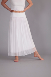 Silk Skirt - 3 colourways