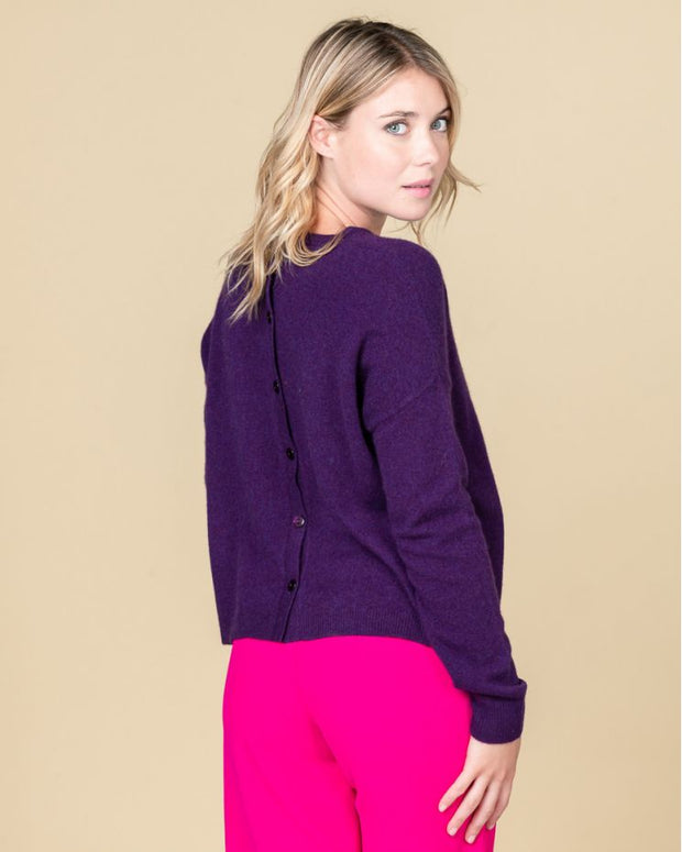 Louise Cashmere Sweater