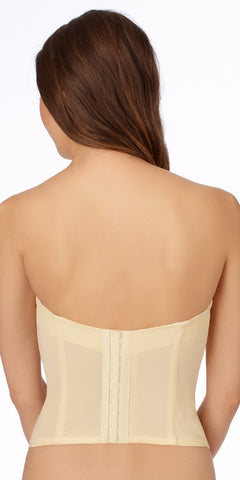 Bridal Seduction Bustier - Ivory