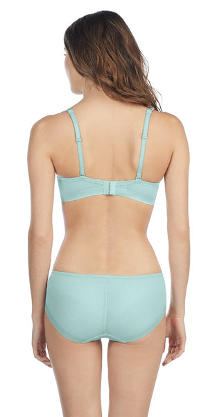 Infinite T-Shirt Bra - Aqua Haze