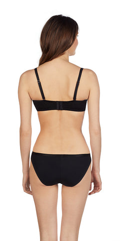 Lace Perfection Unlined Strapless - Black