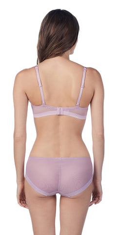 Infinite T-Shirt Bra - Mauve Shadows