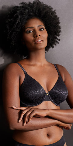 Safari Smoother Bra - Black
