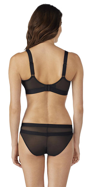Modern Mesh Unlined - Black