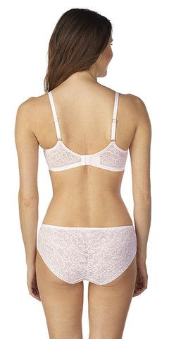 Natural Comfort Unlined Bra - Shell