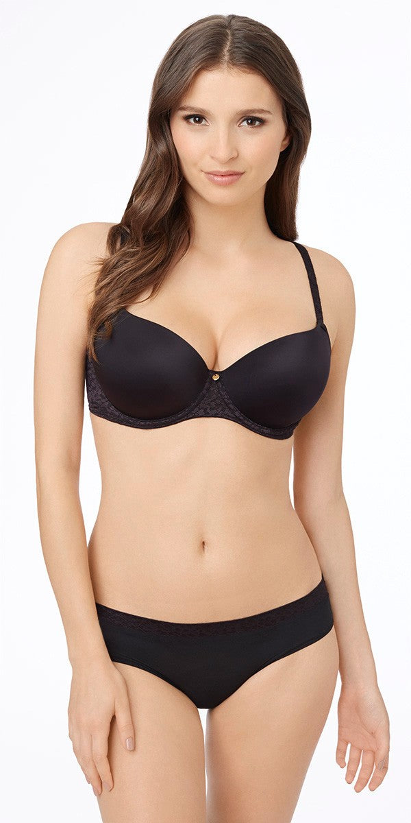 Safari Smoother Bikini - Black