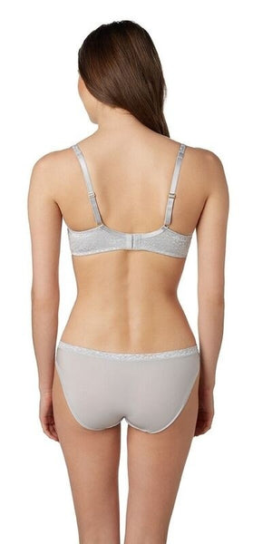 Safari Smoother Bikini - Frost Grey
