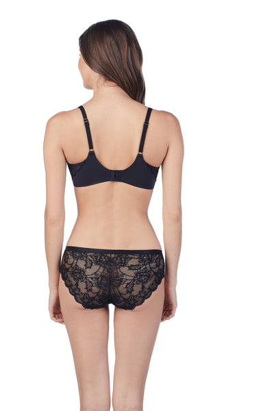 Light Luxury Spacer Bra - Black