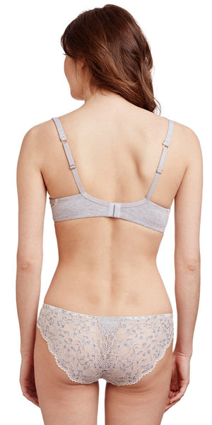 Comfort Chic Bikini - Heather Grey
