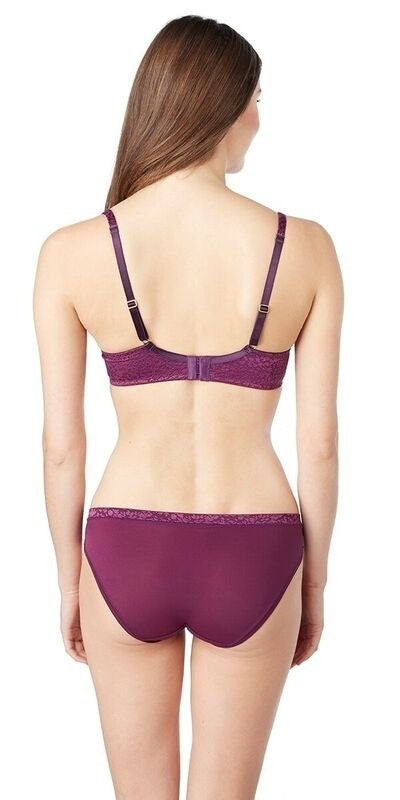 Safari Bra - Crushed Violet