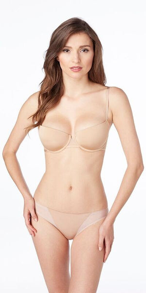 Shine & Sheer Bikini - Natural
