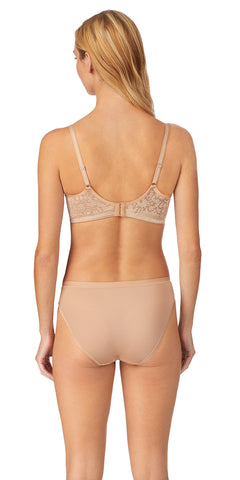 Smooth Profile Bra - Natural