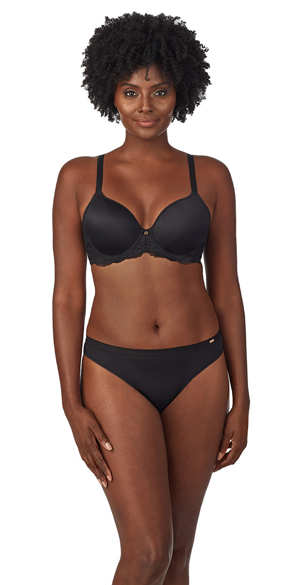 Transformative Tisha Bra - Black