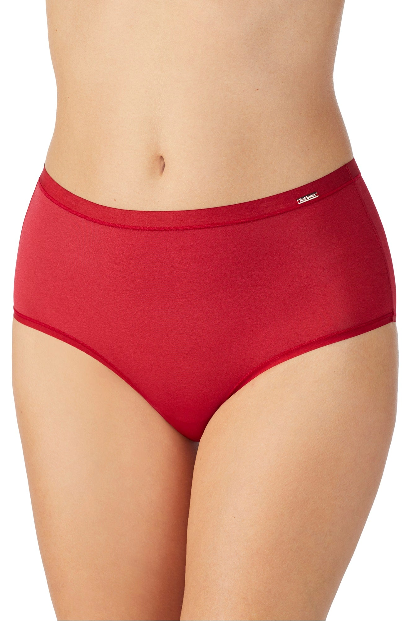 Infinite Comfort Brief - Ruby