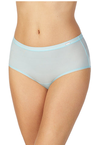 Infinite Comfort Brief - Aquamarine