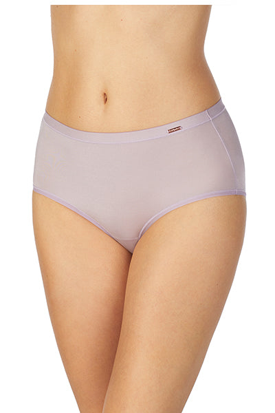 Infinite Comfort Brief - Moon Flower