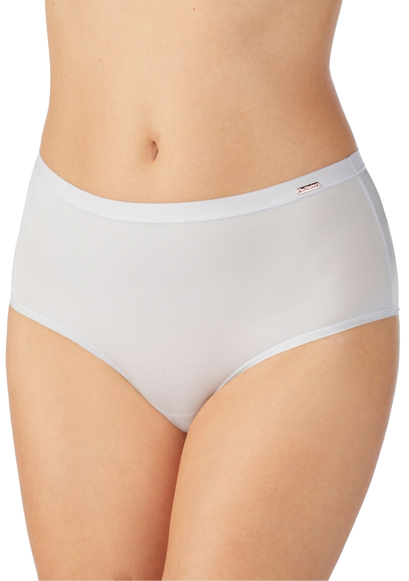 Infinite Comfort Brief- Silver Moon