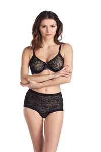 Lace Perfection Smoother - Black