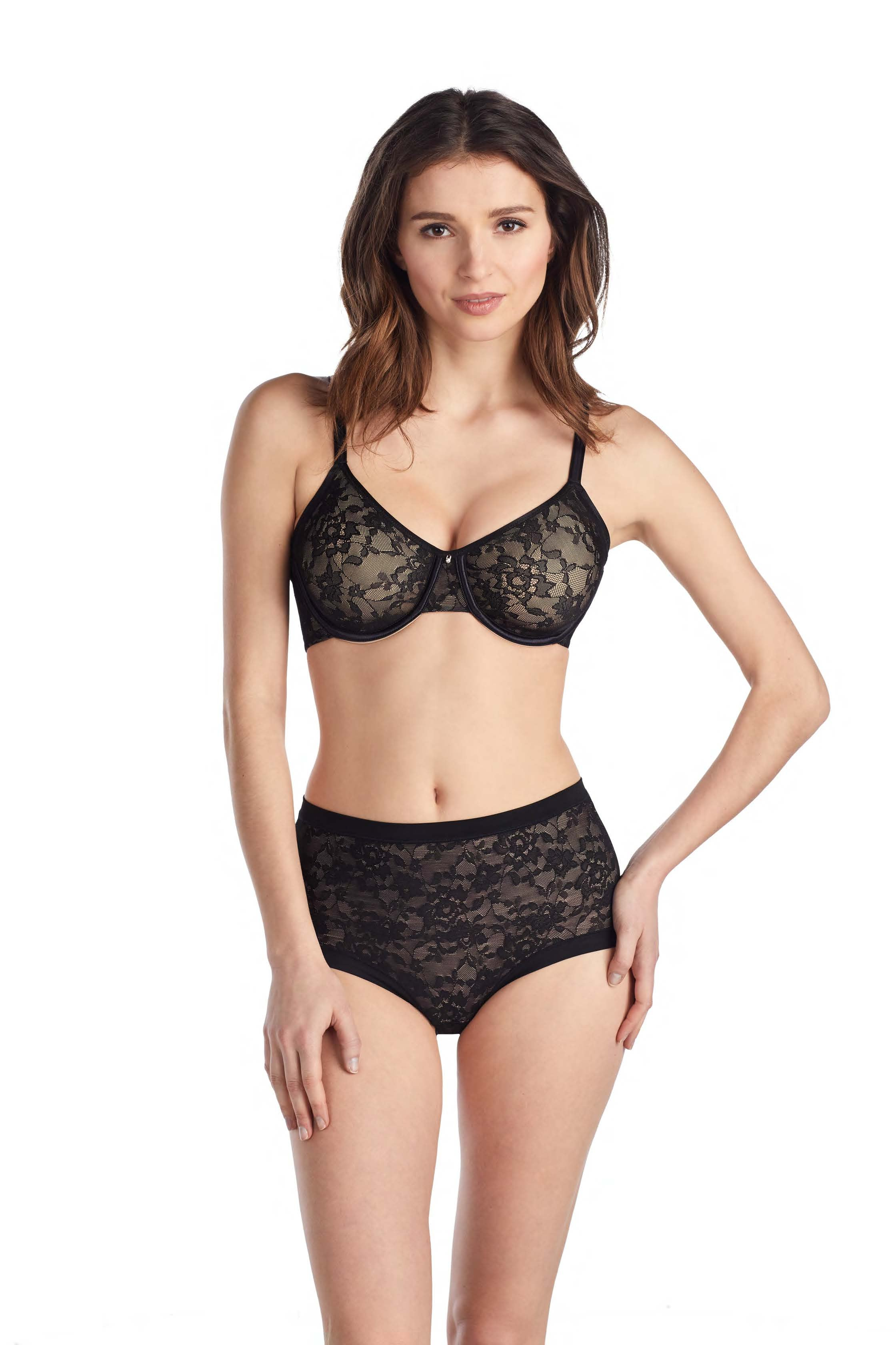 Lace Perfection Smoother – Black