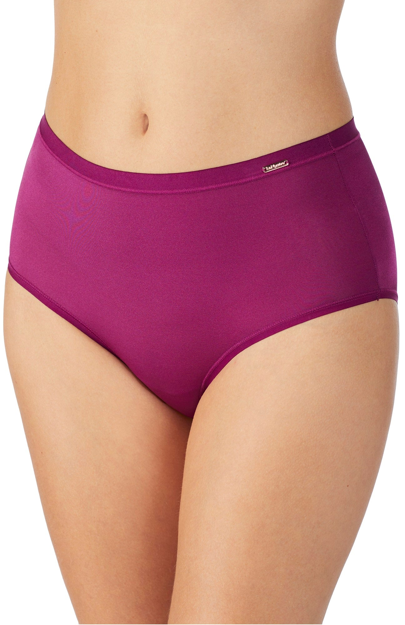 Infinite Comfort Brief - Magenta Glow
