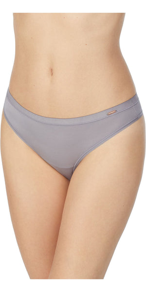 Infinite Comfort Thong - Graphite
