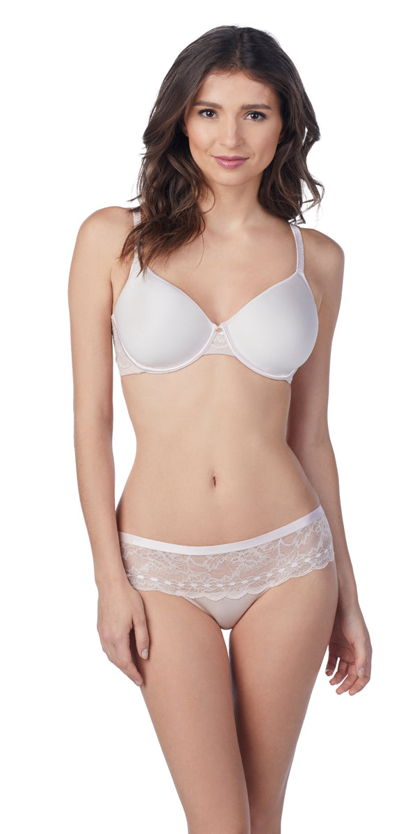 Light Luxury Spacer Bra - Shell
