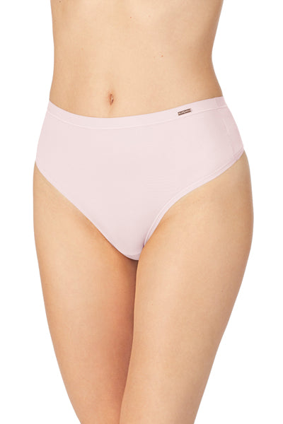 Infinite Comfort High Waist Thong - Shell