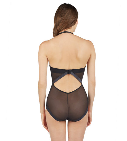 Infinite Edge Bodysuit - Black