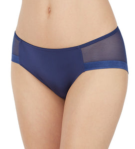 Infinite Sheer Bikini - Deep Navy