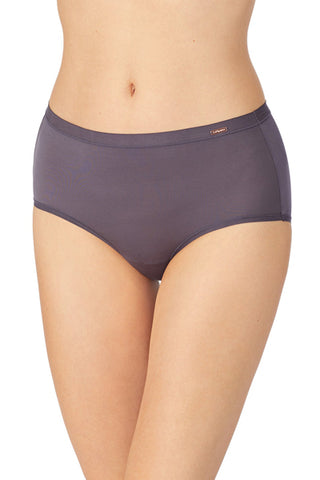 Infinite Comfort Brief - Carbon