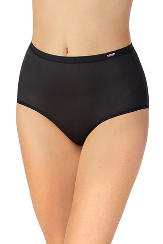 Infinite Comfort Brief - Black