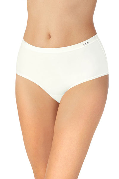 Infinite Comfort Brief - Antique Ivory