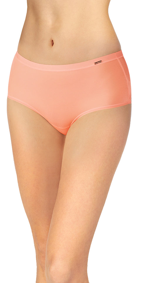 Infinite Comfort Brief - Apricot Blush