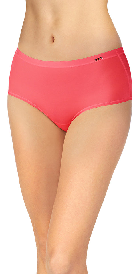 Infinite Comfort Brief - Raspberry